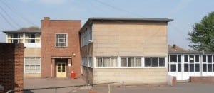 Buildings: Arts / Canteen Block